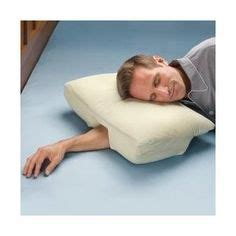 Side Sleeper Arm Falls Asleep by 1000 Images About Pillows For Sleep On