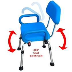 top best shower seats for the disabled and elderly