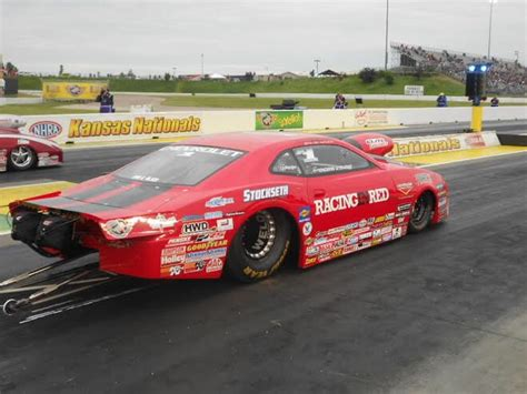 Topeka Records New Camaro Propels Enders To Track Records In Topeka Erica Enders Racing