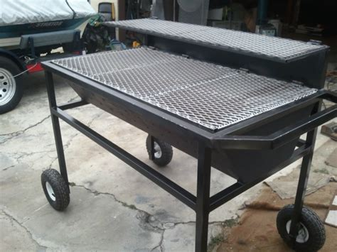 custom charcoal grill 04 best charcoal grills small