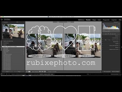 tutorial lightroom 6 youtube tutorial de lightroom 6 revelado digital paso a paso