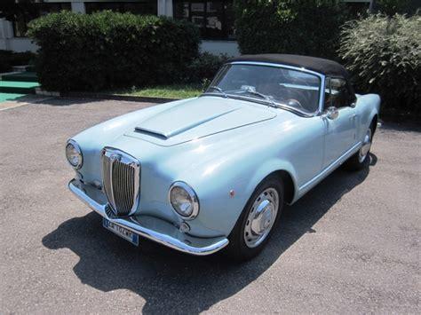 Lancia Aurelia B24 For Sale Lancia Aurelia B24 Spider 1957 Sold Classicdigest