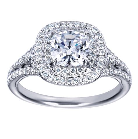 cushion cut cushion cut settings