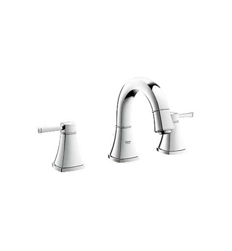 Grohe Sink Faucets by Grohe 20418000 Grandera Widespread Bathroom Faucet In Chrome