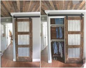 How To Make Interior Sliding Barn Doors Corrugated Metal In Interior Design Creative Ideas For
