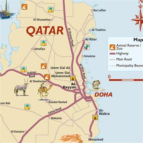 where is doha on world map qatar on world map car interior design
