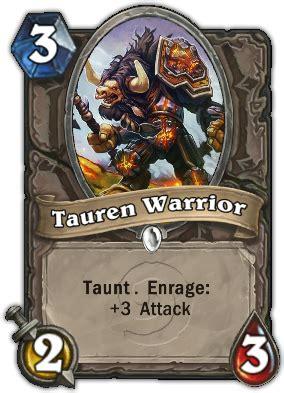 Liquid Warrior tauren warrior liquipedia hearthstone wiki