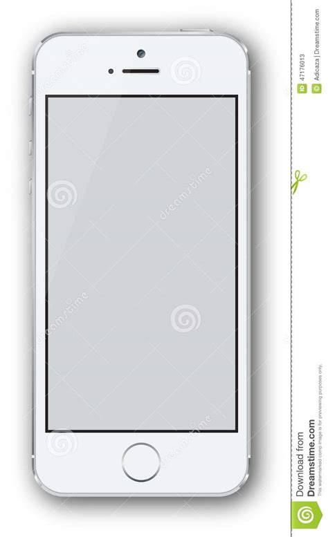 file format for video on iphone iphone stock vector illustration of palmtop phone