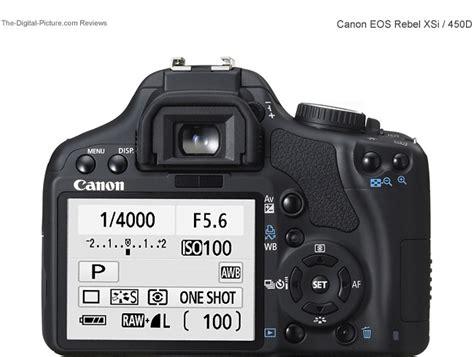 Kamera Canon Rebel Xsi canon eos rebel xsi 450d review