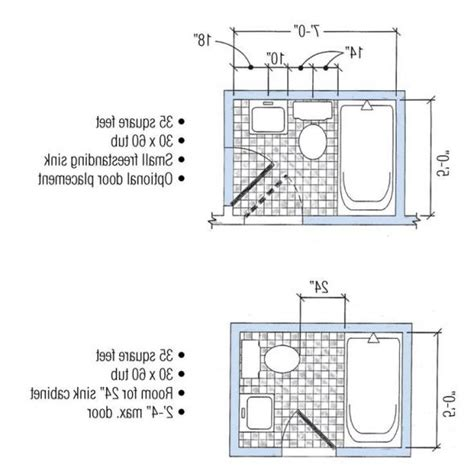 5 x 7 bathroom layout 5x7 bathroom layout home design