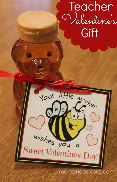 bee themed valentine s gift