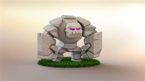 Golem Clash Of Clans clash of clans golem 3d hd 4k wallpapers images