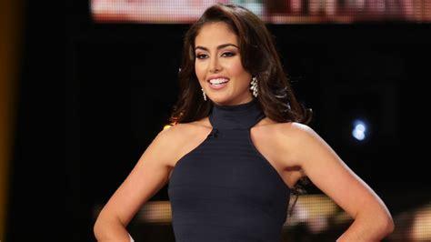 nuestra belleza latina ya tiene su primer eliminada y b 225 rbara ya tiene trabajo y aqu 237 tenemos la exclusiva