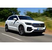 New Volkswagen Touareg 2018 Review  Auto Express