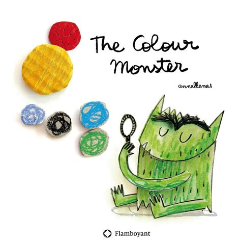 libro the colour monster the colour monster llenas anna editorial flamboyant 183 librer 237 a rafael alberti