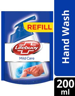 Lifebuoy Wash Cool Fresh Blue Pouch 250ml lifebuoy pakistan buy lifebuoy products in