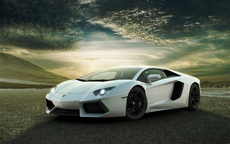 Image Lamborghini Aventador White Lamborghini Aventador Wallpapers Hd Wallpapers