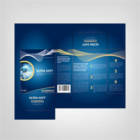 Software Package Template Graphicriver Product Mock Ups Software Developer Portfolio Template