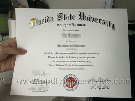 Of Florida Mba Class Size by Make A Degree Certificate For Free Planner Template