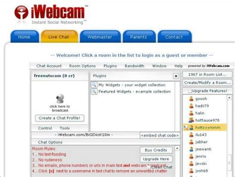 Best Live Chat Rooms - top 10 best free chat rooms all geeky stuffs