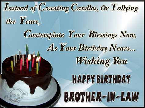 Happy Birthday Bro Quotes Happy Birthday Brother In Law Quotes Quotesgram