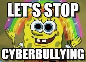 Anti Bullying Meme - anti bullying meme spongebob google search stand up