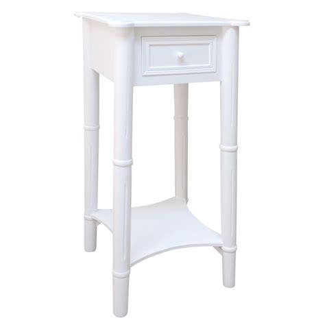 tall bedside cabinets purchasing and decorating narrow white bedside table