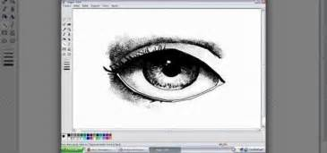 how to draw eyes in ms paint 171 software tips wonderhowto