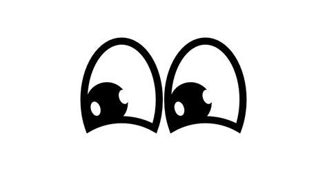 imagenes de ojos alegres para dibujar ojos felices de dibujos animados iconos gratis de gestos