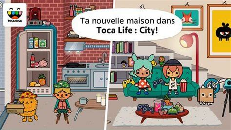 toca life city telecharger