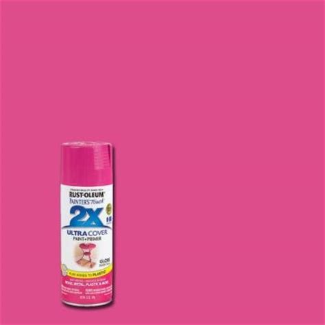pink paint rust oleum painter s touch 2x 12 oz gloss berry pink