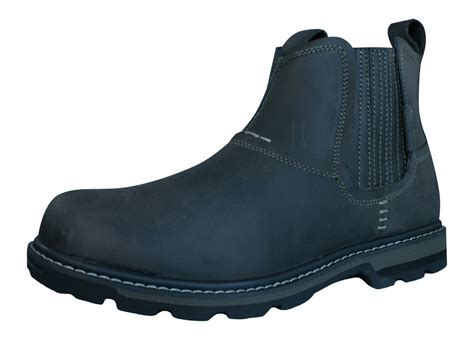 skechers blaine orsen mens boots skechers blaine orsen mens leather chelsea boots shoes