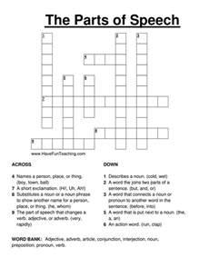 crossword puzzles have fun teaching