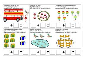 number stories addition focus by ruthbentham teaching