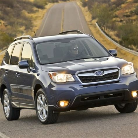 subaru forester named 'best car to buy' by high gear media