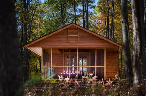 Cabin And Cottage by Charming Tiny Cabin Vacation Home Idesignarch Interior