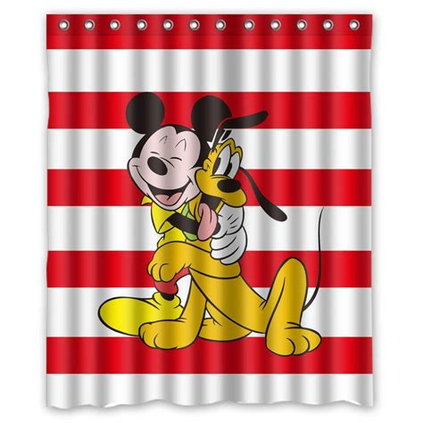 Mickey Mouse Kitchen Curtains Mickey Mouse Curtains Promotion Shop For Promotional Mickey Mouse Curtains On Aliexpress