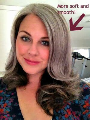 Best Glaze For Grey Hair | hair glaze for your grays gray hair hair pinterest
