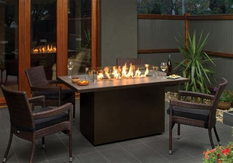 outdoor furniture with pit table 40 ideas for modern pit designs to add character to your patio
