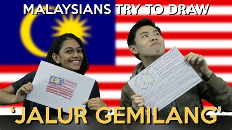 film malaysia gemilang malaysians try to draw jalur gemilang world of buzz
