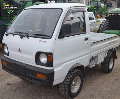 mitsubishi mini trucks 1997 mitsubishi mini truck atv s and gators deere