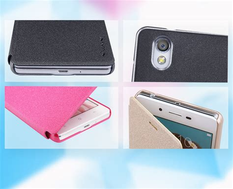 Leather Enigma Oppo Miror 5 nillkin sparkle series new leather for oppo mirror 5 5s a51