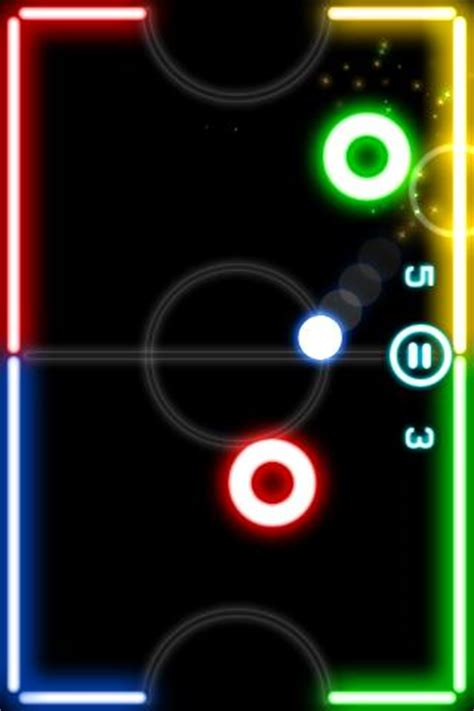 glow hockey android apps on google play