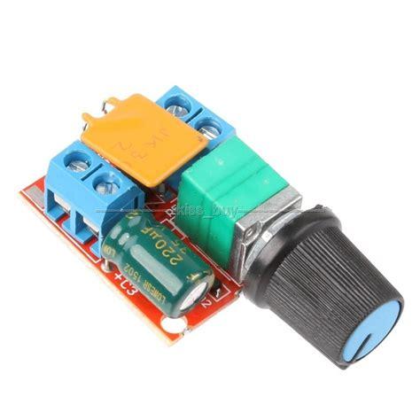 led dimmer switch with fan control aliexpress com buy 3v 6v 12v 24v 35v dc motor pwm speed