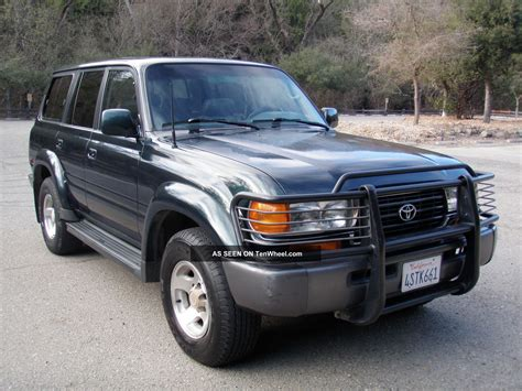toyota land cruiser 1997 1997 toyota land cruiser base sport utility 4 door 4 5l