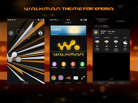 theme walkman apk install custom xperia walkman theme on rooted xperia device