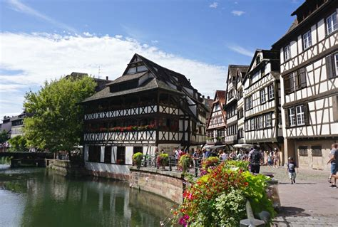 colmar france beauty and the beast walk through a fairytale in strasbourg and colmar france