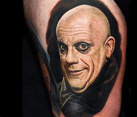 nikko tattoo meet the artist responsible for dwayne johnson s new ink