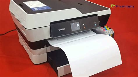 cara reset brother mfc j3520 brother j3520 j3720 printer notaris youtube