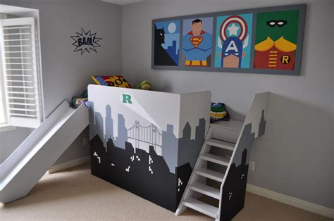 superhero bedrooms remodelaholic amazing superhero boys room
